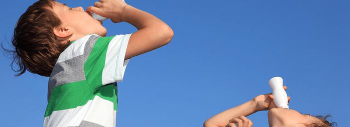 Latte e latti fermentati:  alimenti utili per un sano e armonico sviluppo dei bambini
