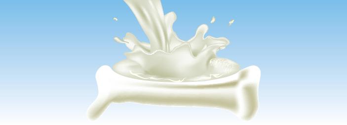 Più latte per contrastare l'osteoartrosi