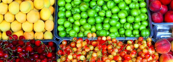 frutta e verdura indispensabili per una sana alimentazione