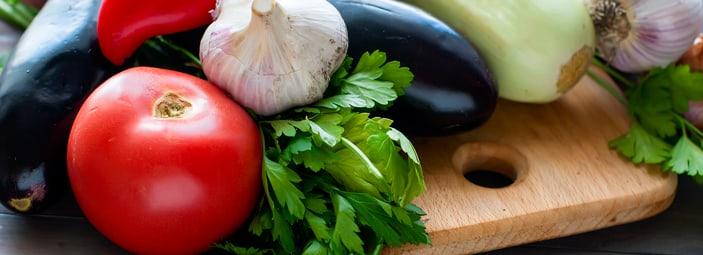 verdure per fare la ratatuje