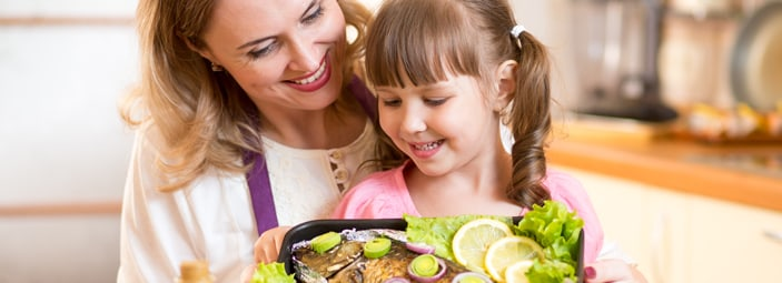 le scelte alimentari dei genitori influenzano lo sviluppo neurocognitivo dei bambini